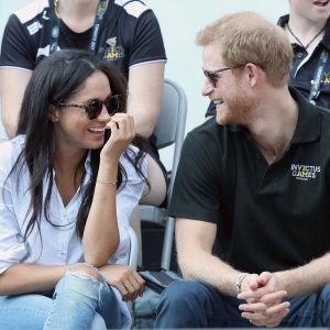 "Sometimes, dating ""out of your league"" can actually work. Just ask Meghan Markle, who is dating Prince Harry."